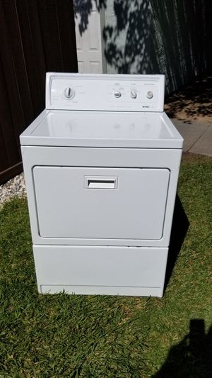 Kenmore electric dryer super capacity for Sale in Henderson, NV