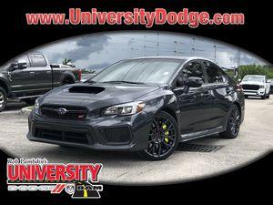 2019 Subaru WRX for Sale in Davie, FL