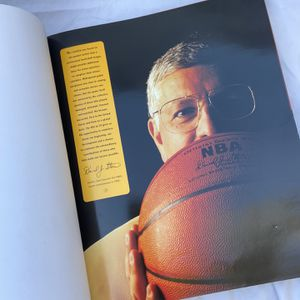 'The NBA at Fifty' coffee table book for Sale in Los Angeles, CA