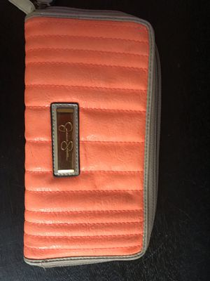 Jessica Simpson - leather wallet for Sale in Chicago, IL