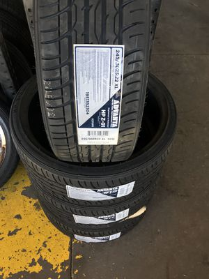 ‼️ 4 BRAND NEW TIRES 245/30/22 $429 ~~QUICKLUBEPLUS ‼️ for Sale in Tampa, FL