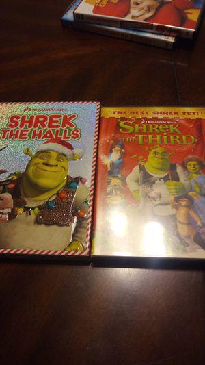Shrek DVD for Sale in Bell, CA