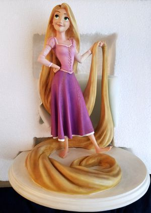 Disney Archives Collection Tangled Rapunzel Limited Maquette Figure Statue Figurine Collectible for Sale in Orlando, FL