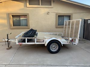 6.5x10.1 Carson utility trailer for Sale in Glendale, AZ