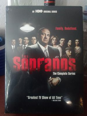 Sopranos the complete series(New) - Make Offer for Sale in Tacoma, WA