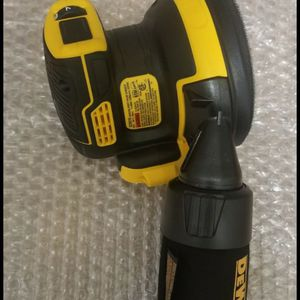 Brand new never used DEWALT 20-Volt MAX XRLithium-Ion Cordless Brushless 5 in. Random Orbital Sander (Tool-Only) $$ 90 firm for Sale in Bakersfield, CA