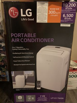 Portable Air Conditioner for Sale in Houston, TX