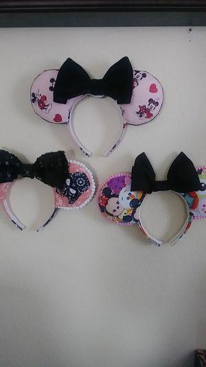 Disney Ears Custom Handmade! for Sale in Jacksonville, FL