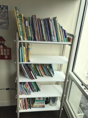 Crate and Barrel Bookshelf- excellent condition for Sale in Chicago, IL
