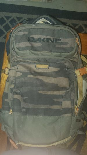 Dakine heli Pro 20 pack for Sale in Waukegan, IL