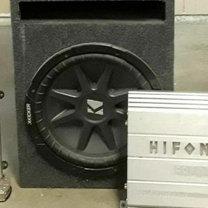 Speakers And Amplifier for Sale in Mesa, AZ