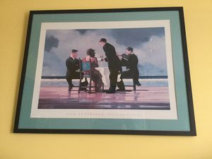 Jack Vetriano Print for Sale in Dorr, MI