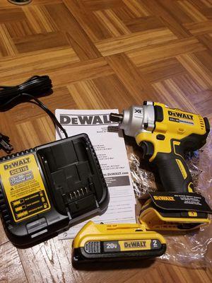 """Dewalt 1/2"""" Impact Wrench Brushless XR kit 20V for Sale in Norwalk, CA"""