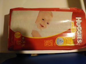 Huggies size 1 for Sale in Laurel, MD