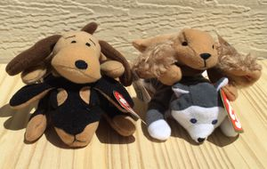 Vintage Teenie Beanie Baby Dog Bundle ~ Check out my Page 😊 for Sale in Fresno, CA