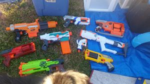 Nerf guns $5 each for Sale in Indianapolis, IN