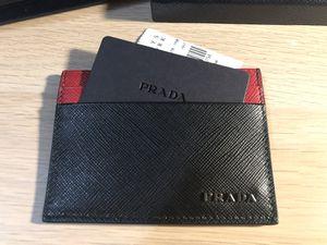 Prada Saffiano Card Holder for Sale in Queens, NY
