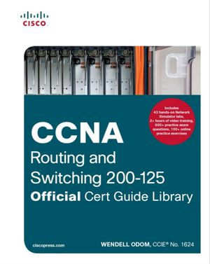 CCNA ROUTING & SWITCHING 200-125 for Sale in Falls Church, VA
