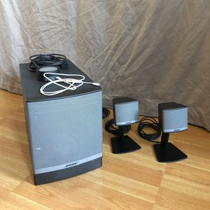 Bose Companion 3 Series II for Sale in New York, NY