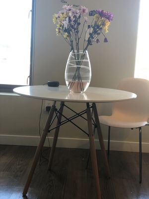 White Dining Table for Sale in Boston, MA