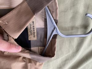 Burberry button down for Sale in Hartford, CT