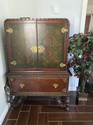 Antique Chinese Lingerie Cabinet for Sale in Bowie, MD