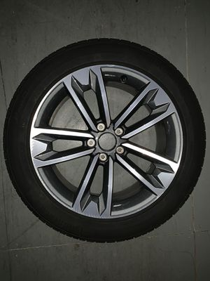 Audi A4 rims and tires for Sale in Kirkland, WA