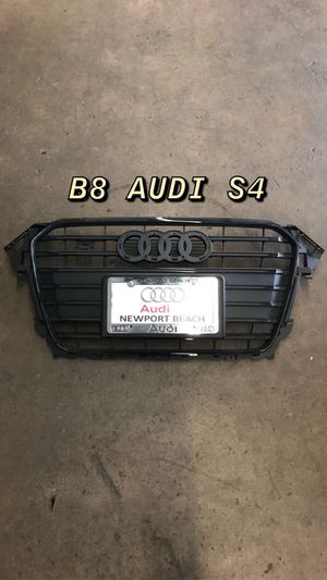 B8 2009-2012 Audi A4 Black Grille for Sale in Huntington Beach, CA