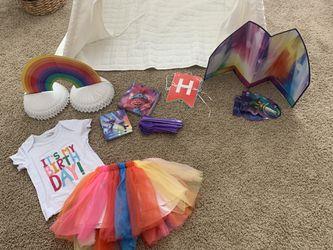 Trolls Theme Birthday Set for Sale in Bonney Lake,  WA