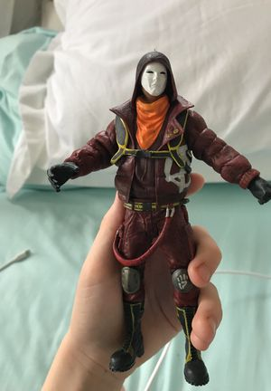 movable EXCLUSIVE Anarchy action figure for Sale in Charlotte, NC