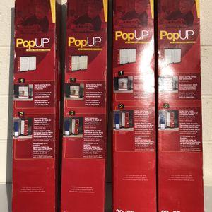 Honeywell PopUp Collapsable Air Filter - MERV 11 for Sale in Hyattsville, MD