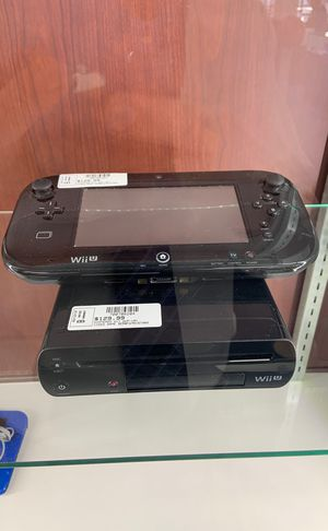 Nintendo WII U WUP-101 for Sale in Charlotte, NC