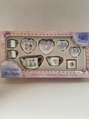 Enesco Precious Moments Collection Hearts Tea-Light for Sale in Westminster, CA