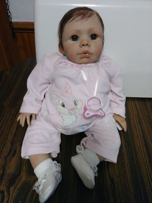 New reborn doll by local artist. for Sale in Vinton, VA
