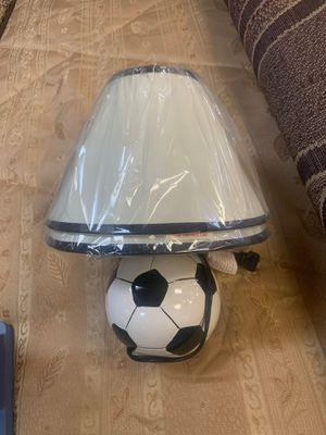 SOCCER LAMP FOR $25 for Sale in Las Vegas, NV