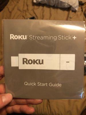 Roku Streaming Stick Plus for Sale in Granbury, TX