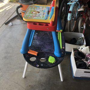 Kid's Activity Desk And Art Desk for Sale in Tustin, CA