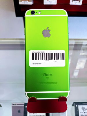 iPhone 6s 16gb Factory Unlocked (No finger Print) for Sale in Cypress Gardens, FL