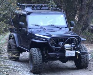 Wrangler TJ/LJ front bumper for Sale in Rancho Cucamonga, CA