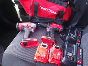 Brand New Craftsman Drill Set for Sale in El Paso, TX