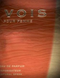 VOIS Pour Femme EDP Eau de Parfum/Perfume French/France Spray 3.3/3.4 fl. oz/ 100ml New In Box NIB for Sale in San Diego,  CA