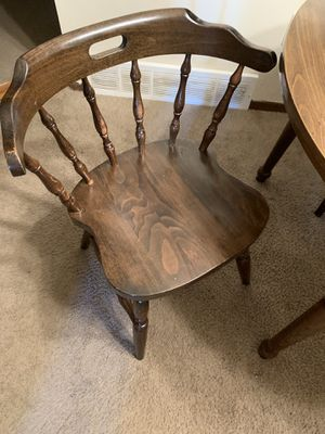 Wooden kitchen table for Sale in Columbus, OH