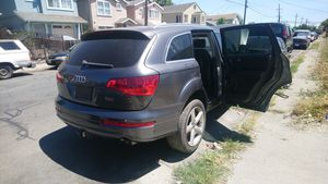 Audi Q7 3.6L parting for parts for Sale in French Camp, CA