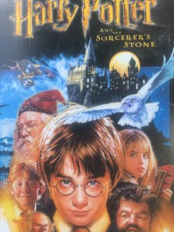 Harry Potter and the Sorcerers Stone (DVD, 2002, 2-Disc Set, Full Frame) for Sale in Union City,  CA