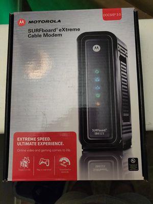 Motorola SURFboard eXtreme cable modem for Sale in Phoenix, AZ