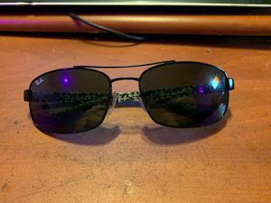 Ray-Ban Carbon Fiber Sunglasses for Sale in East Hartford, CT