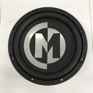 "12"" Memphis Audio Subwoofer, 500 watts for Sale in San Diego, CA"