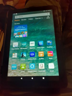 Kindle fire with Alexa for Sale in Cerritos, CA