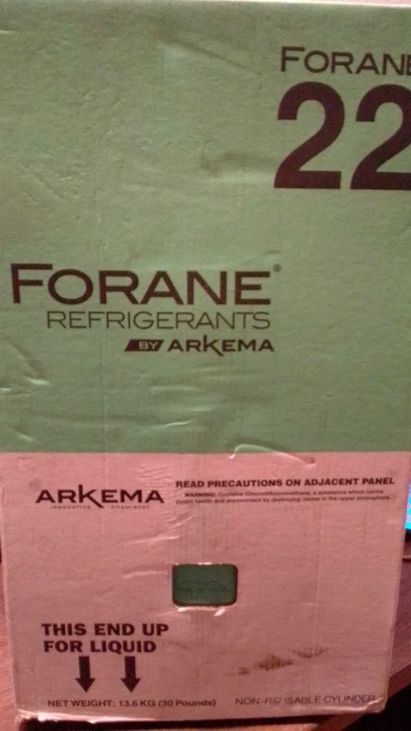 Forane 22 Arkema Refrigerent