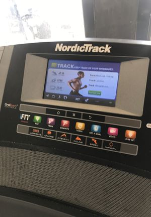 NordicTrack treadmill commercial 1750 for Sale in Collinsville, IL